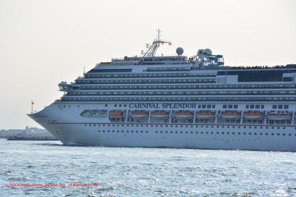 MV CARNIVAL SPLENDOR C 7