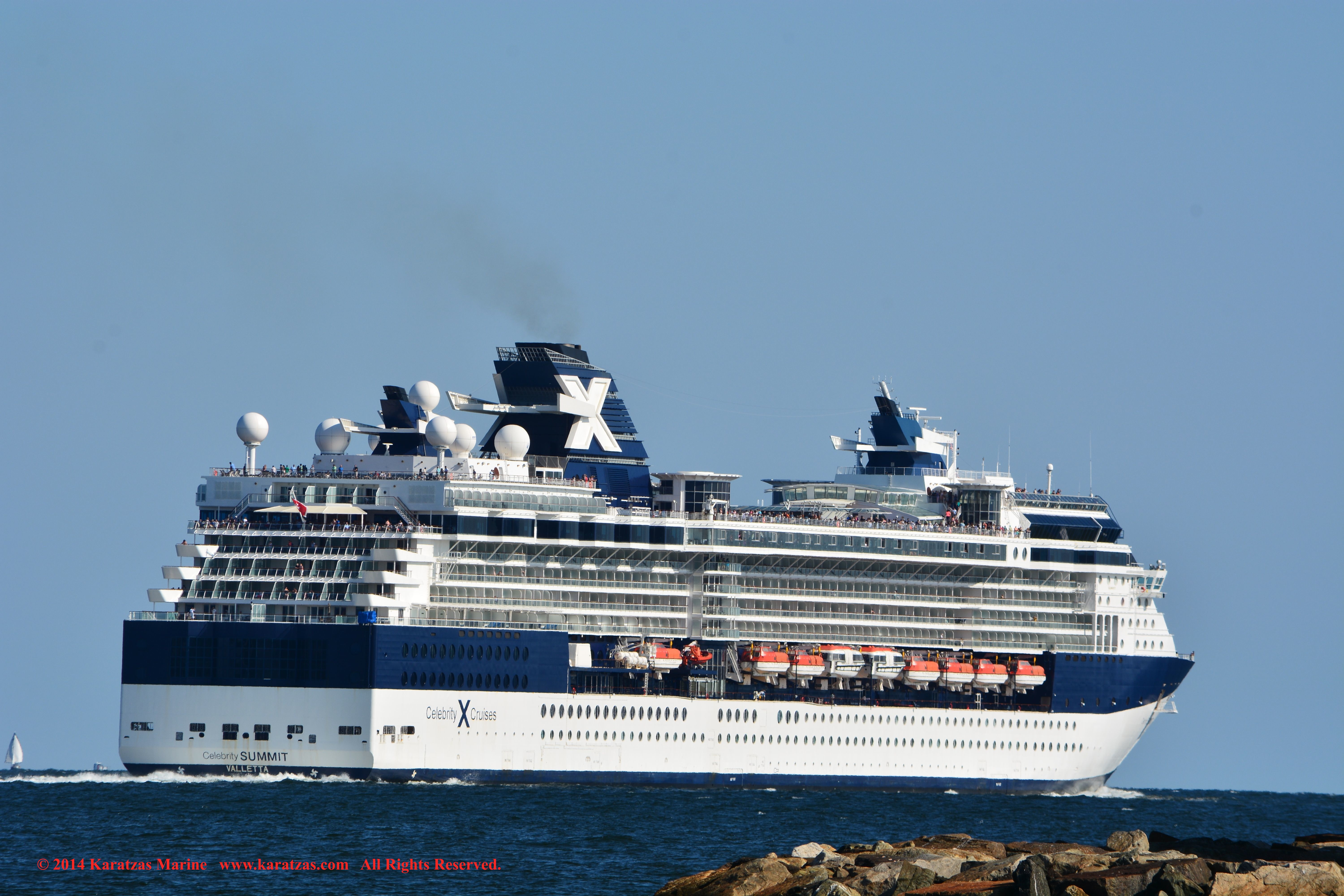 Celebrity Summit Overview - Cruise Web