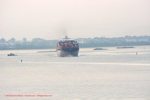 MV FRANKFURT EXPRESS 2