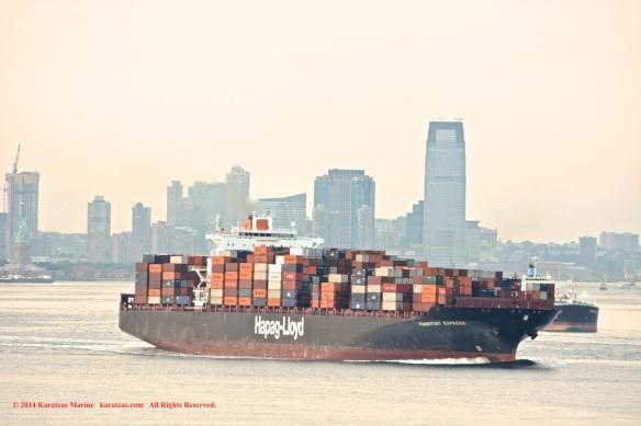 MV FRANKFURT EXPRESS 4