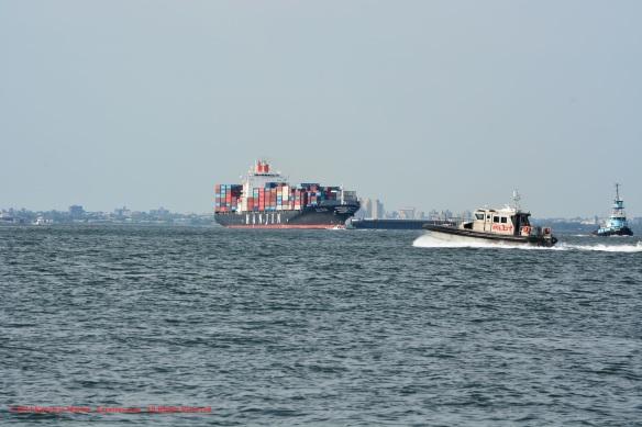 MV HANJIN MONACO 1