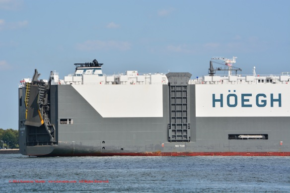 MV HOEGH ANTWERP 10