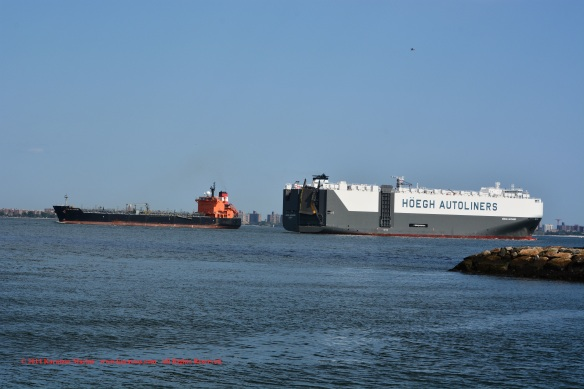 MV HOEGH ANTWERP 12