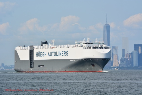 MV HOEGH ANTWERP 2