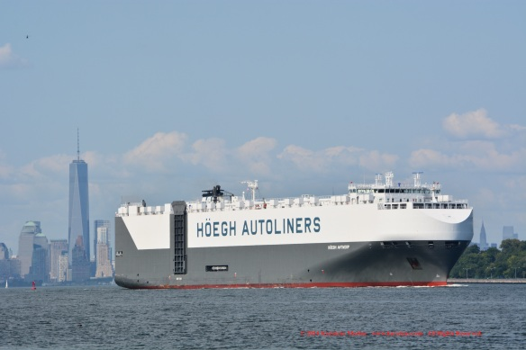 MV HOEGH ANTWERP 3