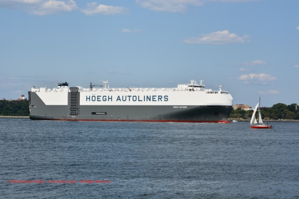 MV HOEGH ANTWERP 6