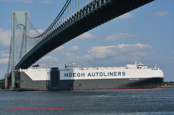 MV HOEGH ANTWERP 8