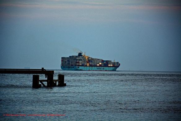 MV MAERSK MONTANA 14