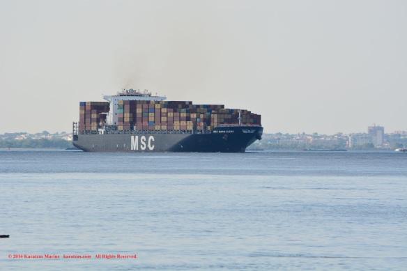 MV MSC MARIA ELENA 1