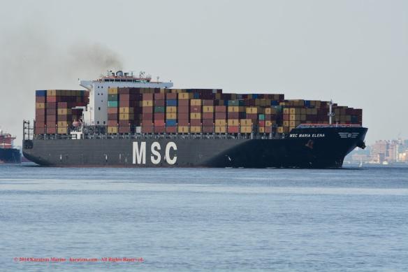 MV MSC MARIA ELENA 3