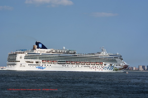 MV NORWEGIAN GEM 10