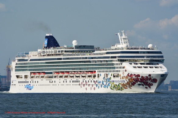 MV NORWEGIAN GEM 2
