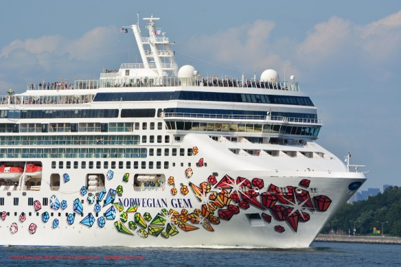 MV NORWEGIAN GEM 4