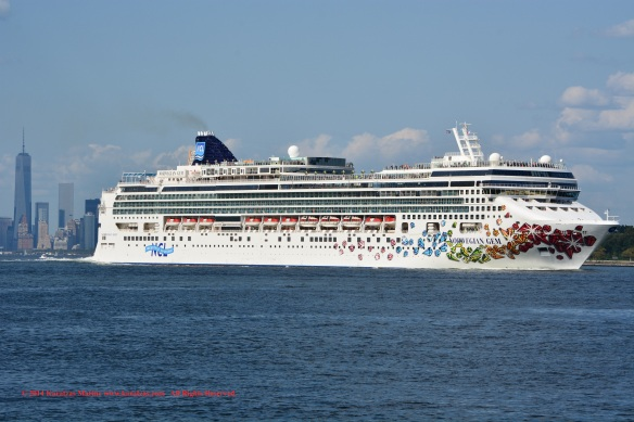 MV NORWEGIAN GEM 5