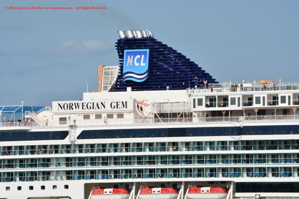 MV NORWEGIAN GEM 9