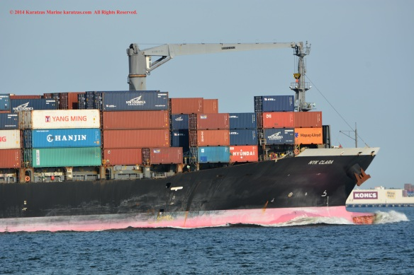 MV NYK CLARA 10