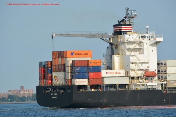 MV NYK CLARA 11