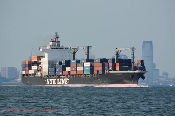 MV NYK CLARA 2