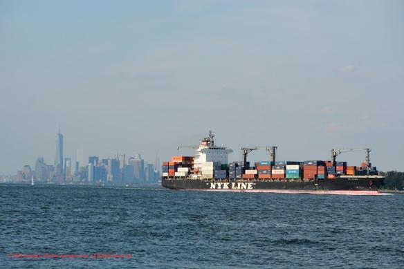 MV NYK CLARA 4