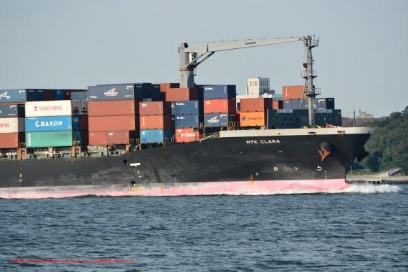 MV NYK CLARA 5