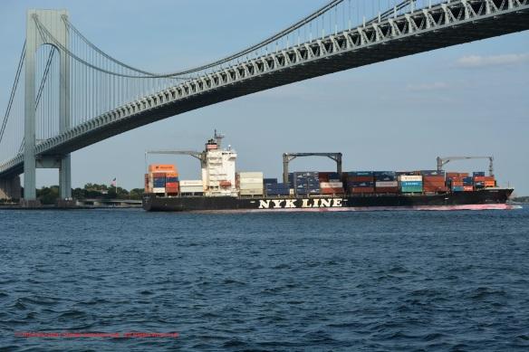 MV NYK CLARA 9