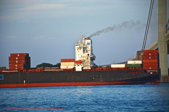MV ZIM PIRAEUS 9