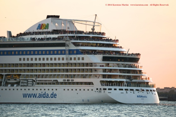 MV AIDABELLA 5