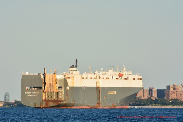 MV HOEGH KUNSAN 14