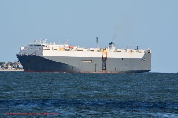 MV HOEGH KUNSAN 4