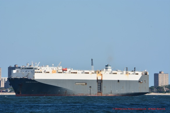 MV HOEGH KUNSAN 5