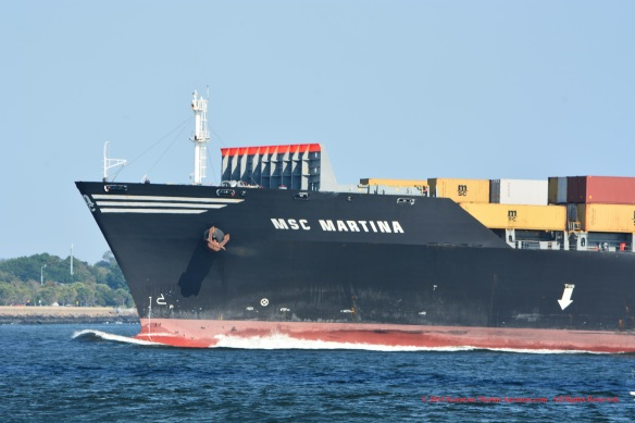 MV MSC MARTINA 3