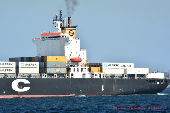 MV MSC MARTINA 4