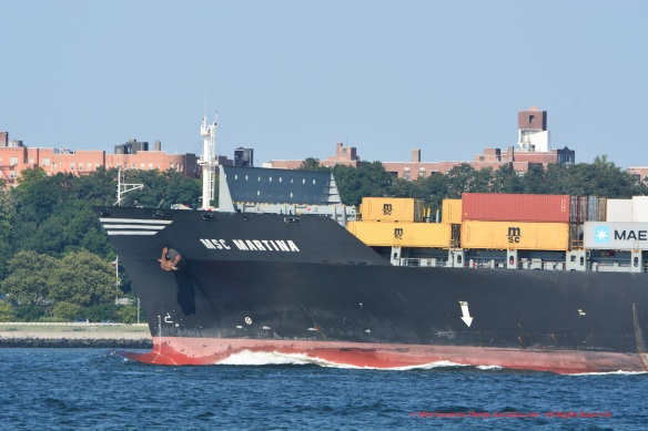 MV MSC MARTINA 9