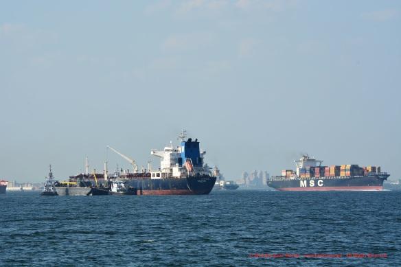 MV MSC METHONI 1 w COMPASS