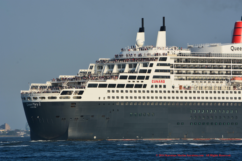 MV 'QUEEN MARY 2' | Karatzas Photographie Maritime
