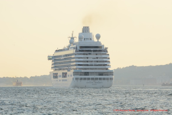 MV CRYSTAL SERENITY 12