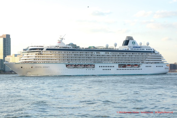 MV CRYSTAL SERENITY 6