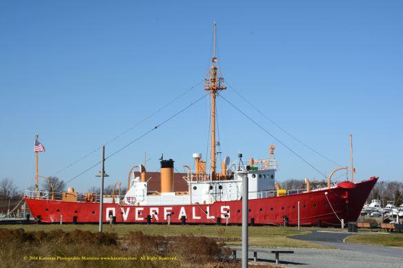 Lightship Overfalls 1