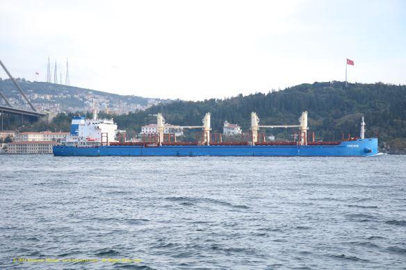 MV CASCADE 8