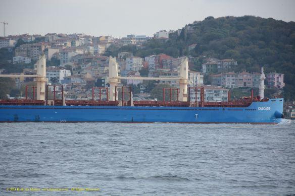 MV CASCADE 9