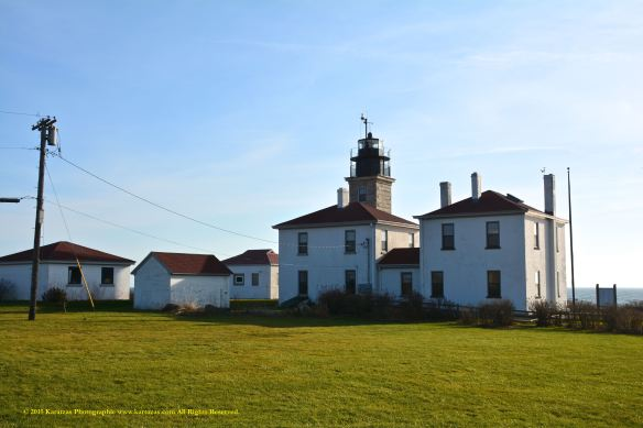 Lighthouse Beavertail 1