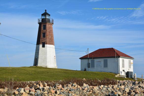 Lighthouse Point Judith 9