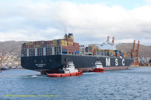 MV MSC PARALLO 11