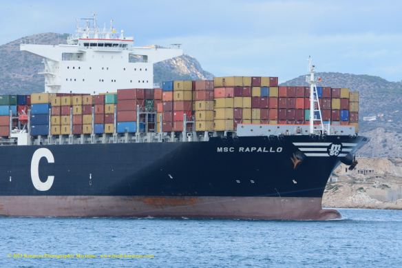 MV MSC PARALLO 3