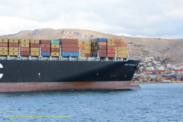 MV MSC PARALLO 7