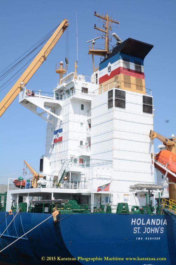 MV HOLANDIA 1