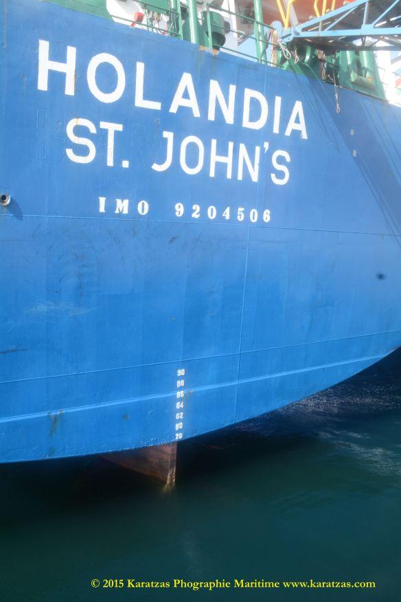 MV HOLANDIA 10