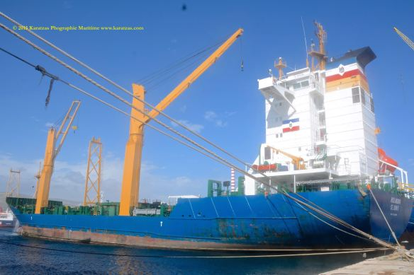 MV HOLANDIA 11