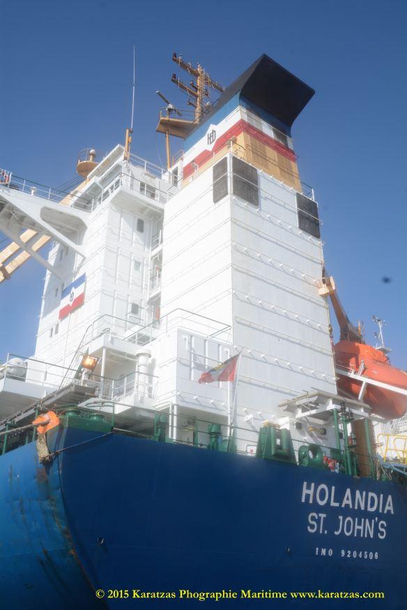 MV HOLANDIA 9