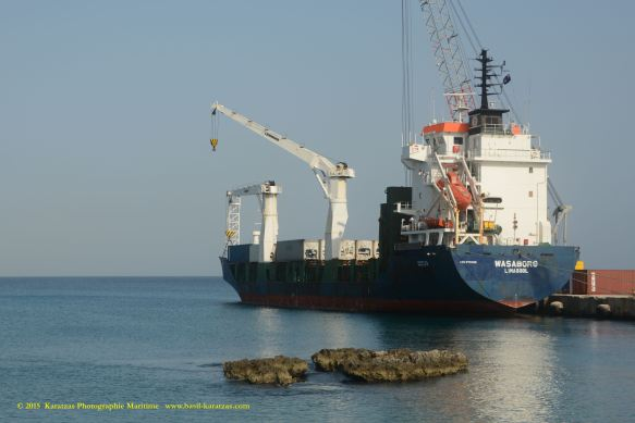 MV WASABORG 10